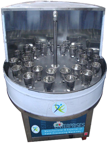 Automatic Bottle Washer Machine-Kush Enterprises