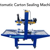 Carton Sealing Machines – Manufacturer & Exporter in India