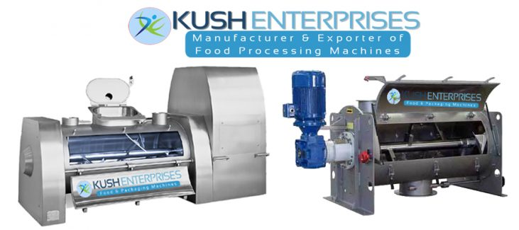 Batch Mixers- anufacturer-Supplier & Exporter in Kush Enterprises-India