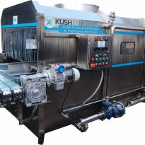 Cooling Tunnels Machine