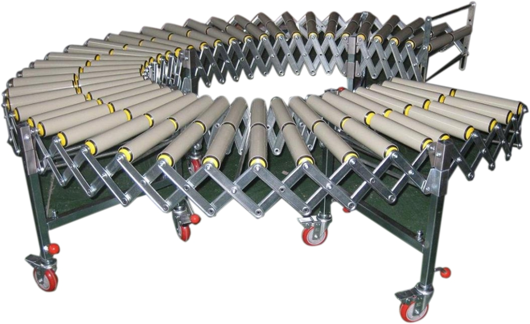 EXPANDABLE CONVEYOR SYSTEM