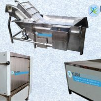 FRUITS-VEGETABLE WASHER MACHINES MANUFACTURER-SUPPLIER-EXPORTER