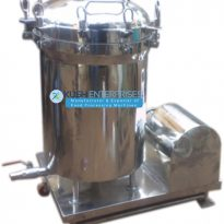 Filter Press Manufacturer & Exporter in India
