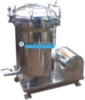 Manual & Automatic Filter Press-Manufacturer in India