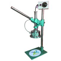 Pneumatic Lug Cap Sealing Machine