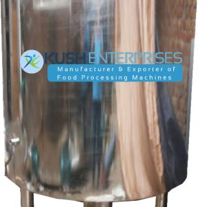 Stainless Steel Storage Tanks Manufacturer Supplier & Exporter in India