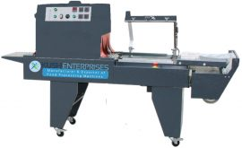 Semi-Auto-L-type-Sealer-Packaging Machine-india