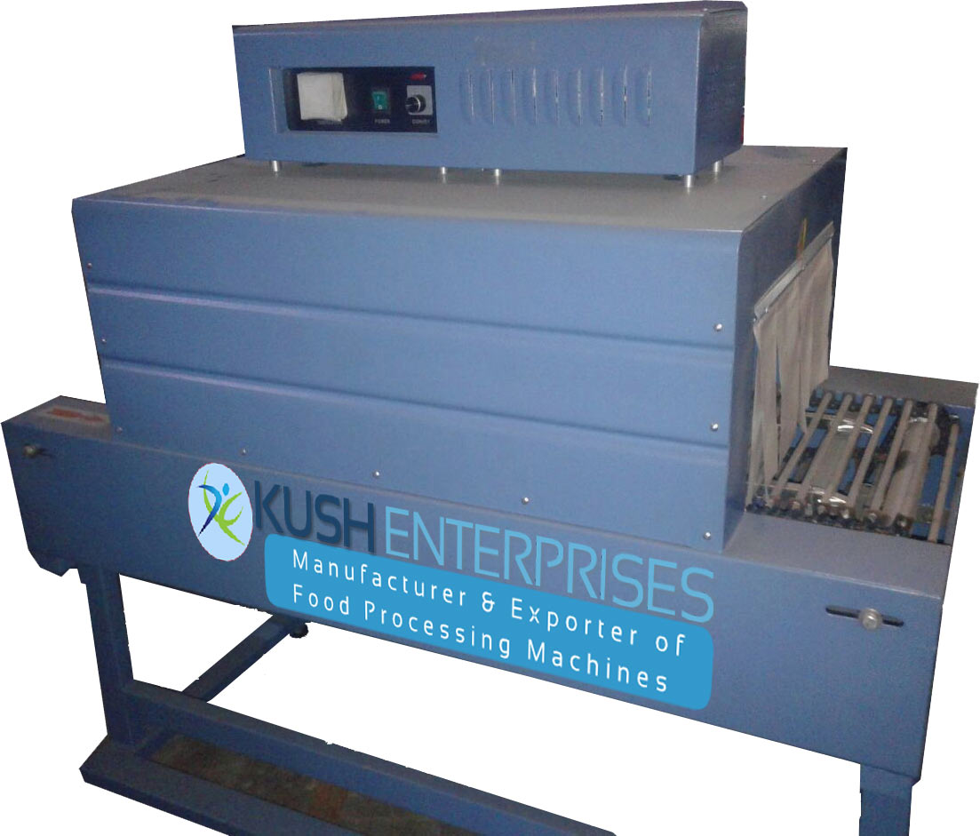 Shrink Tunnel and Packaging Machine Manufacturer- Exporter India