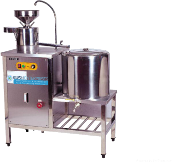 soya milk maker machine-Kush Enterprises