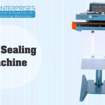 Foot Sealing Machine – Manufacturer & Exporter in India