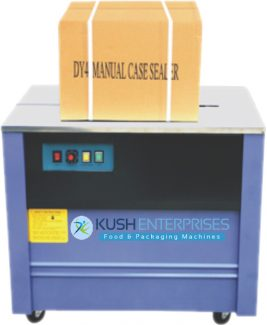 Box Strapping Machine – Manufacture-Kush Enterprises