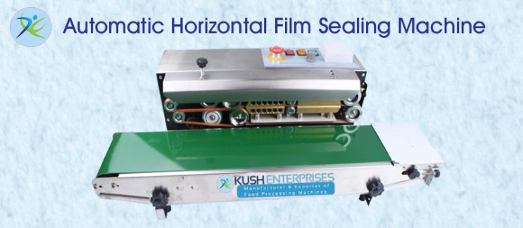 Horizontal Film Sealing Machine – Continuous Band Sealer Manufacturer