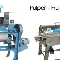 Pulper – Fruit Pulp Extractor Manufacturer – Supplier-India