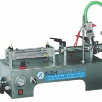 Single Head Pneumatic Filler – Manufacturer & Exporter in India